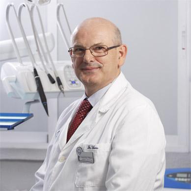 Dr. Ismael Sanz, clínicas calidad dental